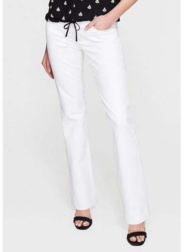 Mavi Jean Pantolon | Molly - Regular Beyaz